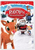 Cover image for Rudolph the Red-Nosed Reindeer
