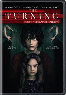 Cover image for The turning