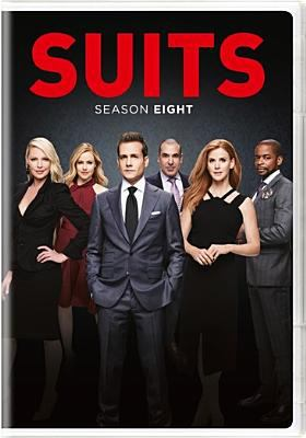 Cover image for Suits. Season eight