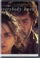 Cover image for Todos lo saben = Everybody knows