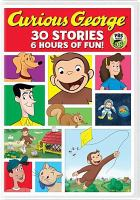 Cover image for Curious George : 30 stories.