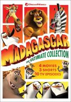 Cover image for Madagascar: The Ultimate Collection (DVD)