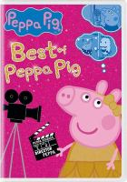 Cover image for Peppa Pig. Best of Peppa Pig.