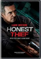 Cover image for Honest thief