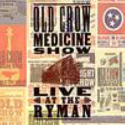 Cover image for Live at the Ryman