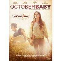 Cover image for October baby