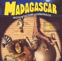 Cover image for Madagascar : motion picture soundtrack.