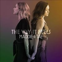 Cover image for The Way It Feels (CD)