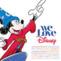 Cover image for We love Disney.