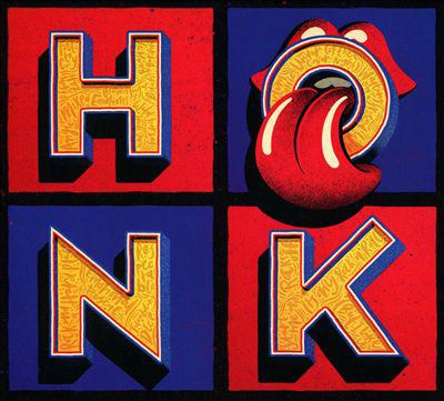 Cover image for Honk