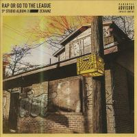 Cover image for Rap or go to the league