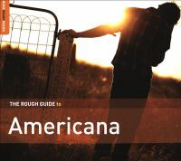 Cover image for The rough guide to Americana.