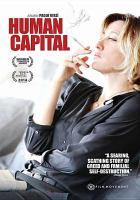 Cover image for Il capitale umano = Human capital