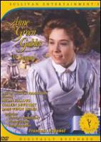 Cover image for Anne of Green Gables : the sequel