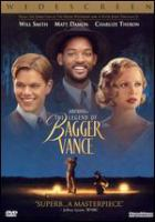Cover image for The legend of Bagger Vance