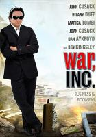 Cover image for War, Inc.