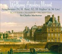 Cover image for Symphonies 29-36