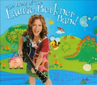 Cover image for The best of the Laurie Berkner Band.