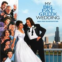 Cover image for My big fat Greek wedding music from the motion picture.