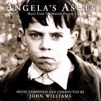 Cover image for Angela's ashes music from the motion picture.