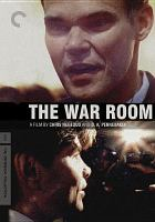 Cover image for The war room
