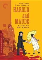 Cover image for Harold and Maude