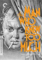 Cover image for The man who knew too much