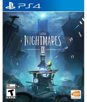 Cover image for Little nightmares II