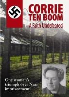 Cover image for Corrie ten Boom : a faith undefeated.