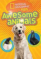 Cover image for Awesome animals