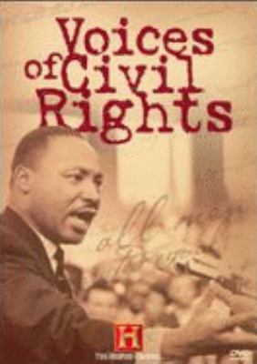 Cover image for Voices of civil rights. volume 1