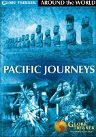 Cover image for Globe trekker. Pacific journeys