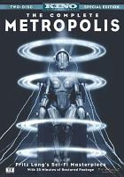 Cover image for Metropolis