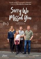 Cover image for Sorry we missed you