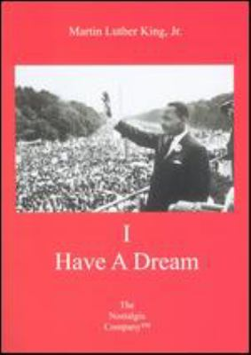Cover image for Martin Luther King, Jr. I have a dream.