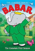 Cover image for Babar. The complete first season