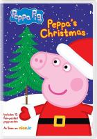 Cover image for Peppa Pig. Peppa's Christmas.