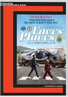 Cover image for Faces places = Visages villages