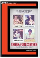 Cover image for Shoah : four sisters