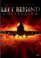 Cover image for Left behind the movie