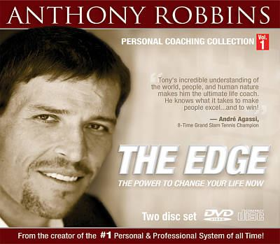 Cover image for The edge : the power to change your life now