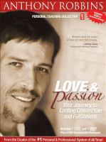 Cover image for Love & passion : your journey to lasting connection and fulfillment