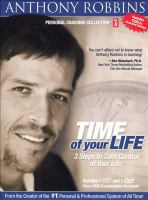 Cover image for Time of your life : 3 steps to take control of your life