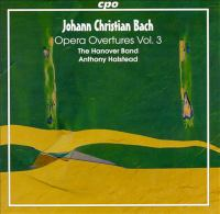 Cover image for Opera overtures. Vol. 3