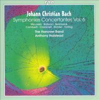 Cover image for Symphonies concertantes. Vol. 6
