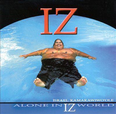 Cover image for Alone in Iz world