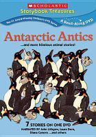Cover image for Antarctic antics