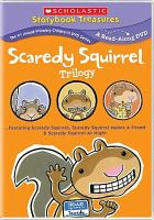 Cover image for Scaredy Squirrel trilogy