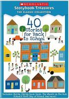 Cover image for 40 Stories for Back to School