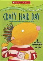Cover image for Crazy hair day ...and more funny school adventures